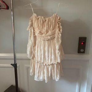 Endless ride off shoulder dress NWT SMALL